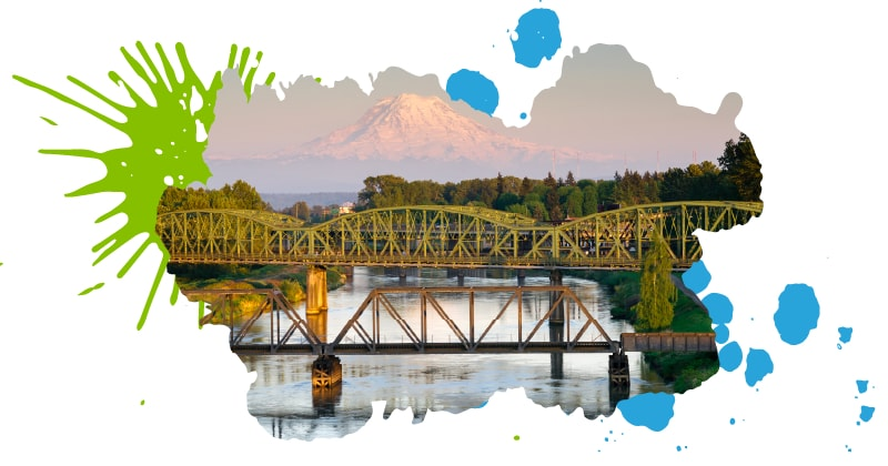 Puyallup WA Website Design, SEO, Digital Marketing