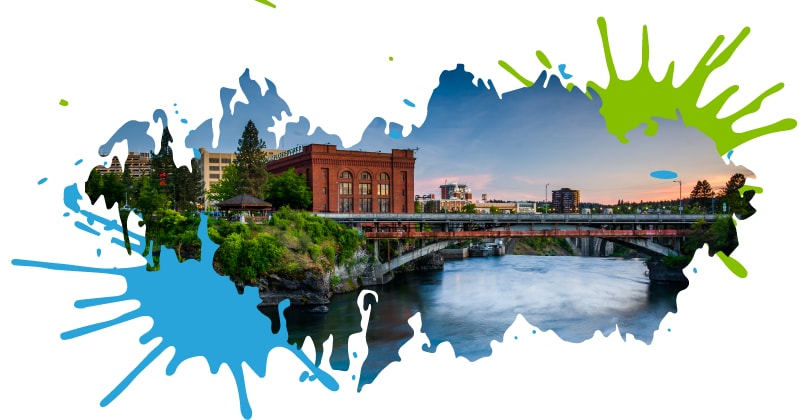 Spokane WA Website Design, SEO, Digital Marketing