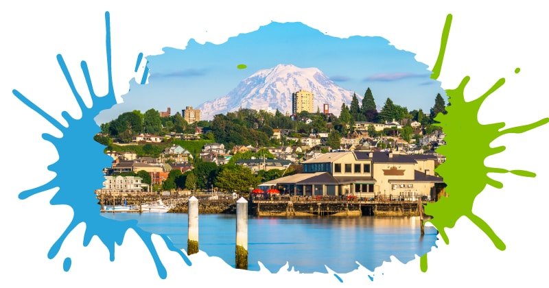 Tacoma WA Website Design, SEO, Digital Marketing